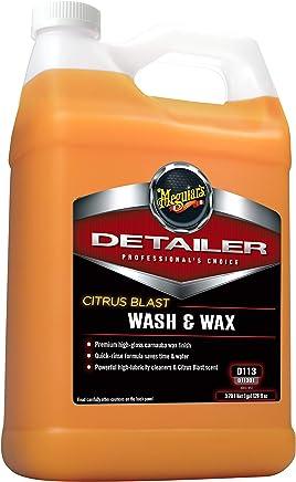 Meguiar's Ultimate Wash and Wax, Detallista, 1 Gallon, 1 Pack