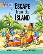 Escape from the Island: Band 09/Gold (Collins Big Cat) (English Edition)