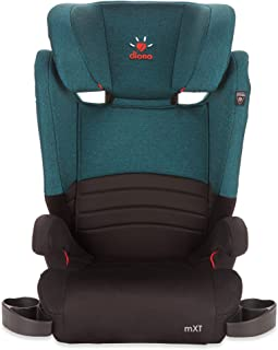 Diono Monterey XT LATCH, 2-in-1 Expandable Booster Seat, Teal (Discontinued by Manufacture)