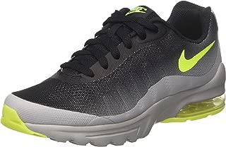 Nike Air Max Invigor (GS) Big Kid's Shoes Wolf Grey/Volt/Black 749572-002
