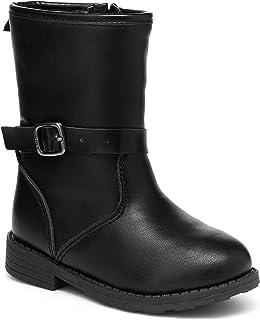 Carter's Cf21k01b-jennie-black girls Fashion Boot