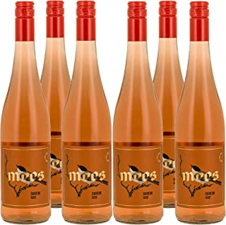 Weingut MeesDAHEIM ROSÈWEIN FEINHERB LIEBLICH SÜß GUTSWEIN 2020 Wein fruchtig & süß Deutschland Nahe Paket 6 x 750 ml Spätburgunder & Portugieser Cuvée