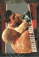 2010 Topps UFC Gold #189 Forrest Griffin/Tito Ortiz