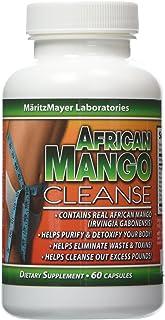 MARITZMAYER Super African Mango Cleanse 60 Capsules, 0.02 Pound