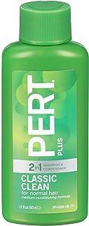 Pert Plus, Happy Medium 2 in 1 Shampoo Plus Conditioner - 1.7 oz, 3 Pack
