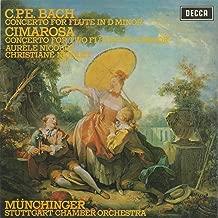 Best cimarosa flute concerto two flutes Reviews