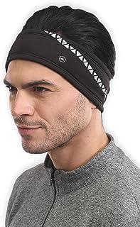 Tough Headwear Fleece Ear Warmers Headband/Ear Muffs Men & Women - Stay Warm & Cozy Our Thermal Polar Fleece & Performance Stretch. Perfect Sports & Daily Wear