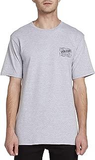 Volcom Men's Road Test Basic Fit Short Sleeve Tee