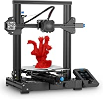 Creality Ender3 V2サイレント3Dプリンターアップグレードバージョン、印刷サイズ8.7 x 8.7 x 9.8インチ (220 x 220 x 250 mm)、Ender3 v2 3Dプリンター、ender-3...