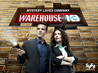 Warehouse 13 Season 2