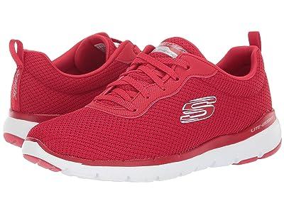 SKECHERS Flex Appeal 3.0 (Red) Women
