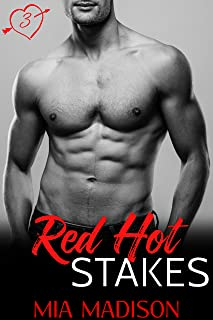 Red Hot Stakes: A Steamy Single Dad Romance