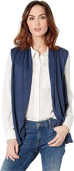 Kori Shawl Collar Vest