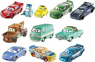 Disney Pixar Cars 3 Die-Cast 10-Pack [Amazon Exclusive]