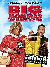 Big Mommas: Like Father, Like Son (Extended Cut)