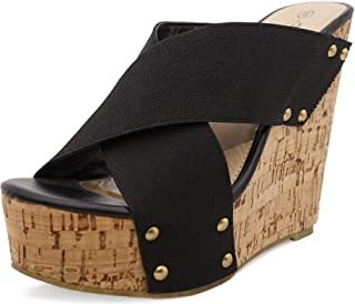 sexy wedge shoes