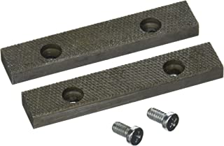 IRWIN Tools Record Replacement Jaw Plates and Screws for No. 3 Mechanic's Vise (T3D)