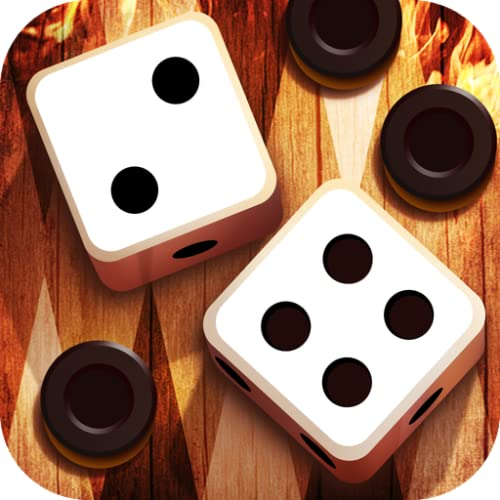 Fire Backgammon 3D - Strategy Board Game: backgammon es juego de mesa,...