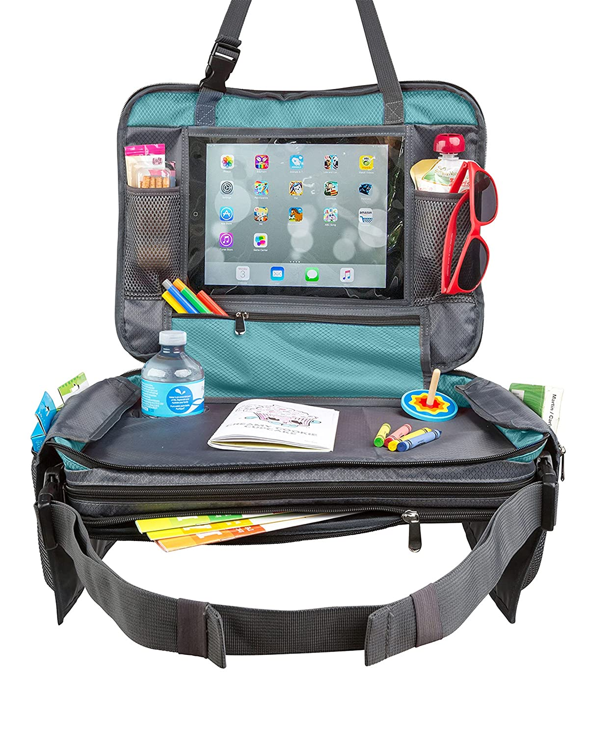 Kids Car Seat 1 year warranty Travel Industry No. 1 Tray Toddler Lap Featur Snack Play and
