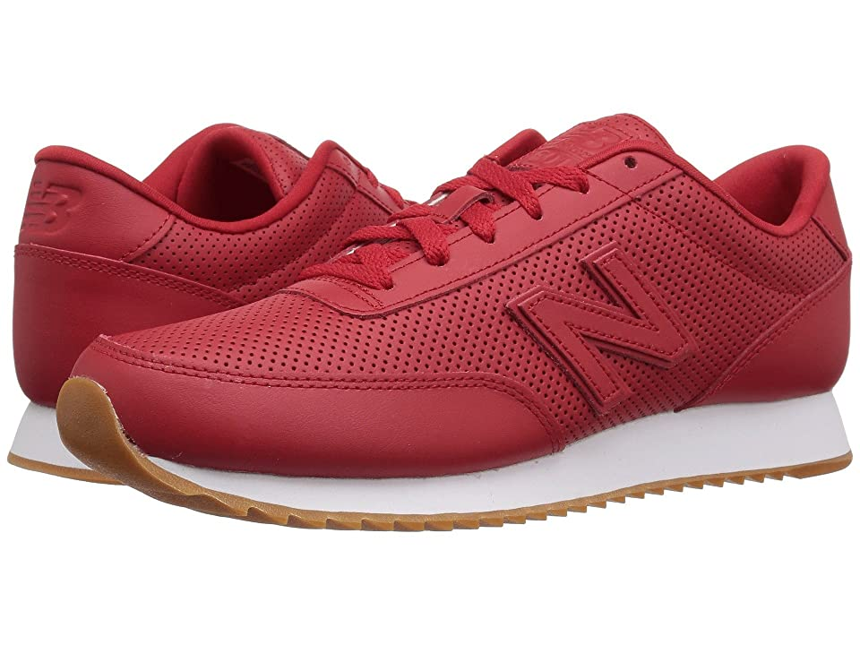 New Balance Classics MZ501 (Red) Men's Classic Shoes