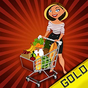 Customer reviews Shopping Cart Madness  The grocery store crazy sale day - Gold Edition:Eventmanager