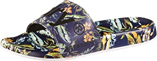 Superdry Printed Beach Slide, Mocassin Homme