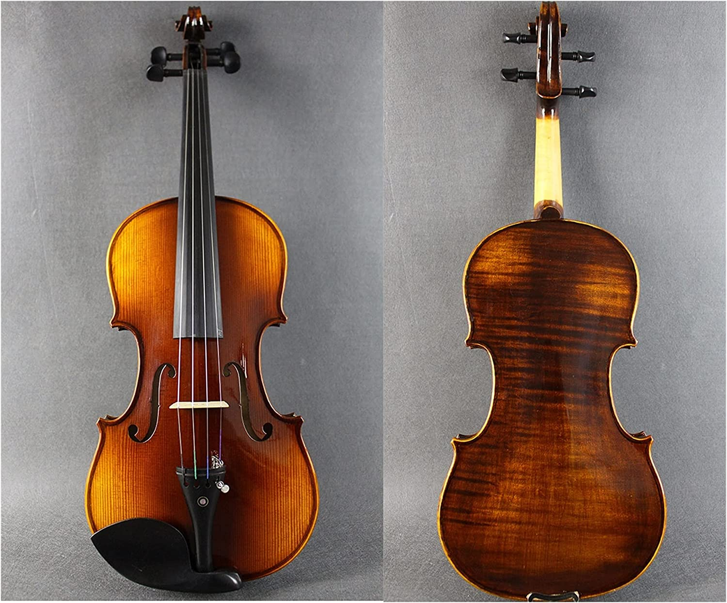 Oakland Mall Violin Outfit Max 63% OFF 4 Flame Professional One-Piece Fortified
