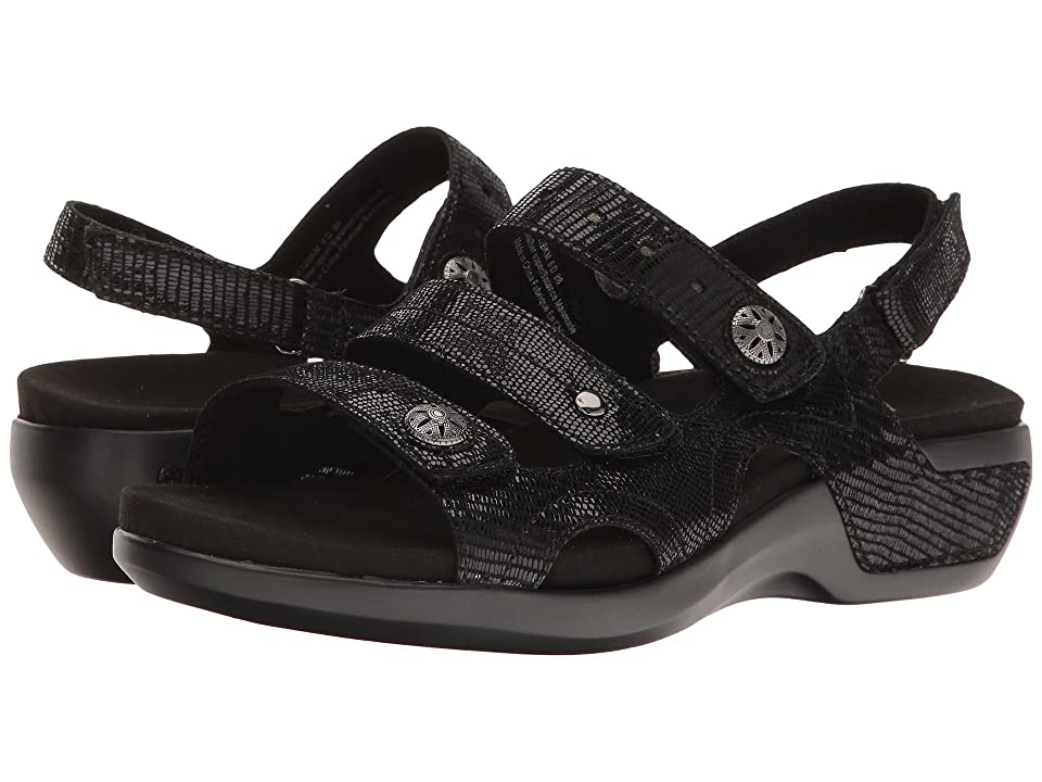 Aravon PC Three Strap (Black) Women