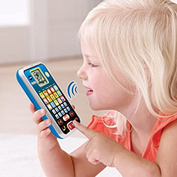 VTech Call & Chat Learning Phone (Frustration Free Packaging), Great Gift For Kids, Toddlers, Toy for Boys and Girls,...