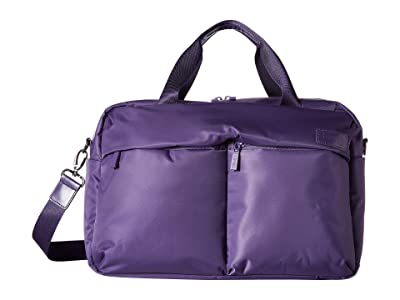 Lipault Paris City Plume 24 Hour Bag (Light Plum) Bags