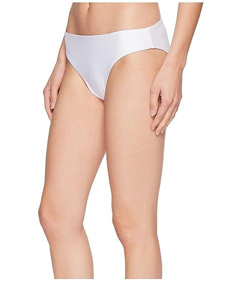 Bottom Retro Art Deco Bikini Splendid Blanco WwgUIEqx