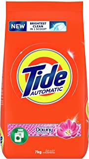 Tide Automatic Powder Detergent, With the Essence of Downy Freshness, 7 KG