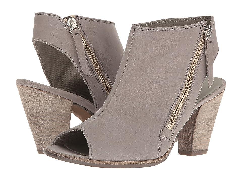 Paul Green Lady Sandal (Grey Nubuck) High Heels