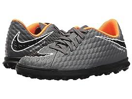 ea0f7fea114 Nike Kids Jr. Hypervenom Phantom 3 Club TF Soccer (Toddler Little Kid
