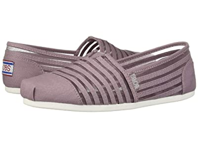 BOBS from SKECHERS Bobs Plush #Adorbs (Mauve) Women