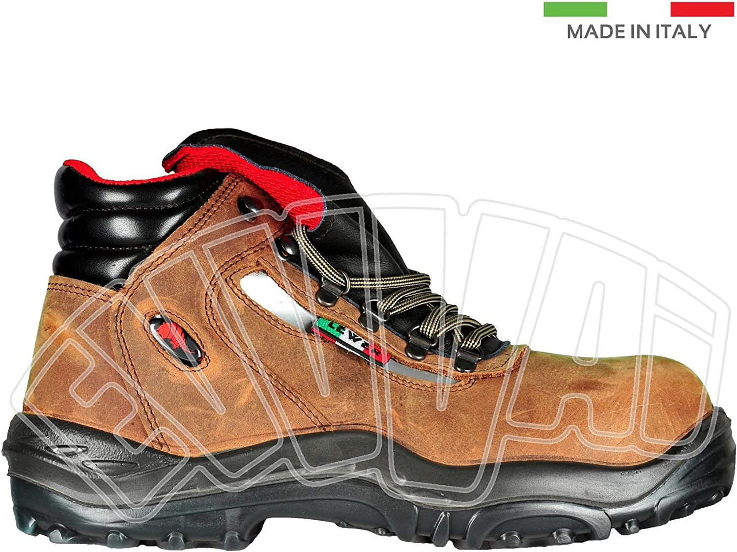 No 40 - S3 - High Points Safety Safety Safety Worker Footwear