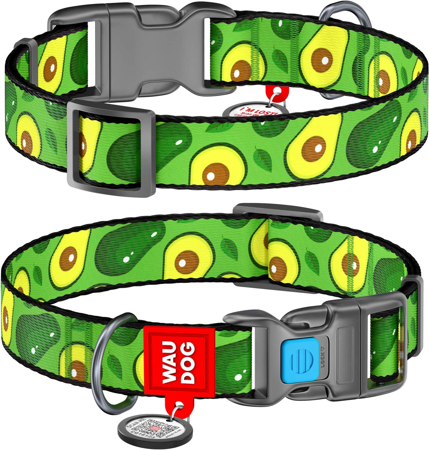 Adjustable Miami Mall Puppy Collar for Small Dogs Award-winning store - Dog Boy