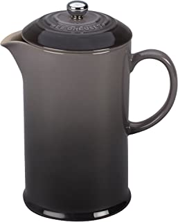 le creuset french press oyster