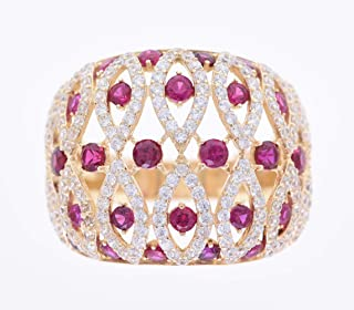 Pure gold Ring 31339