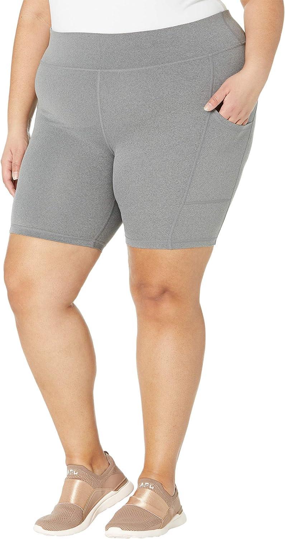 HUE Women's Active Bike Shorts