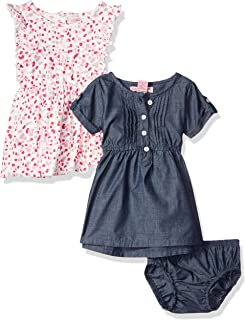 U.S. Polo Assn. Paquete de Vestido para niñas