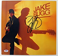 Jake Bugg Authentic Signed Album Cover Autographed PSA/DNA #AB43073