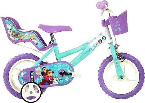 Dino Bikes Frozen-fürrad, 12 ll, 126RL-FZ