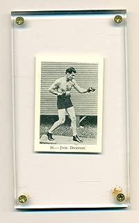 1929 - 1930 Rogers Peet #36 Jack Dempsey