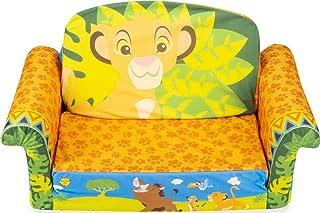 Best Marshmallow Furniture 2-in-1 Flip Open Foam Couch Bed Sleeper Sofa Kid