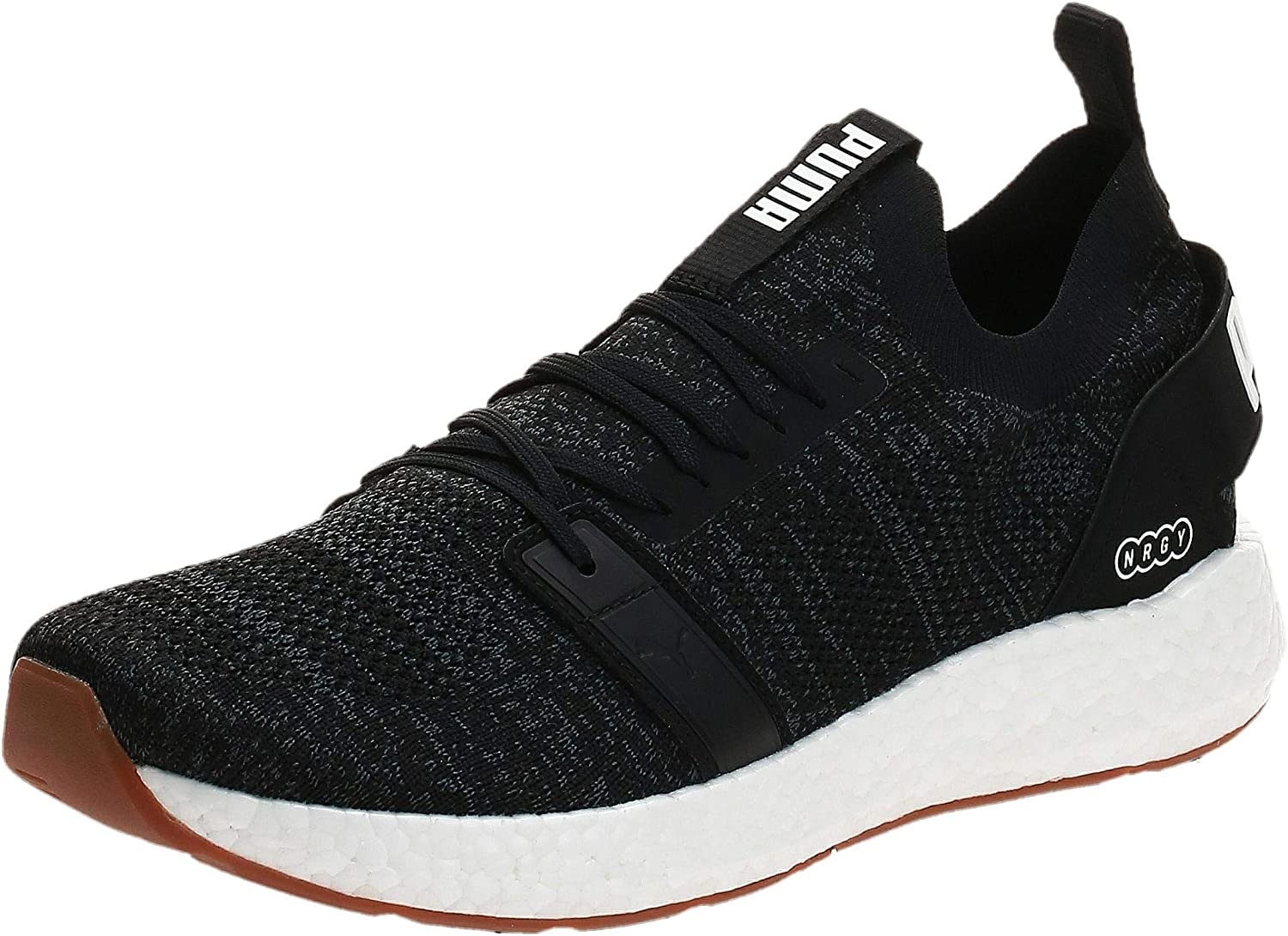 Puma New sales Men's Running Shoes Iron Gate At the price White Black