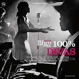 Collection Tsf Jazz - 100% Divas [Vinilo]