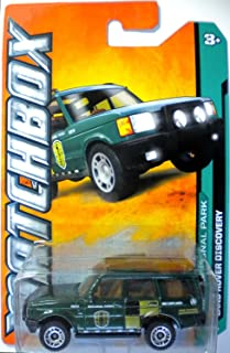 Matchbox MBX 2012 National Park Series Land Rover Discovery - #115 of 120