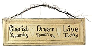Ohio Wholesale Cherish Life Wall Art, from our Everyday Collection