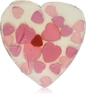 Primal Elements Bar Soap Shrinkwrapped, Heart of Hearts, 6.8 Ounce